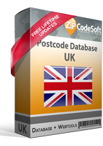 UK Postcode Database